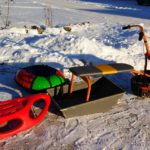 Покатушки на снегоходах!